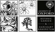Logo, Botanic Garden