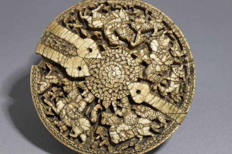 Ivory object