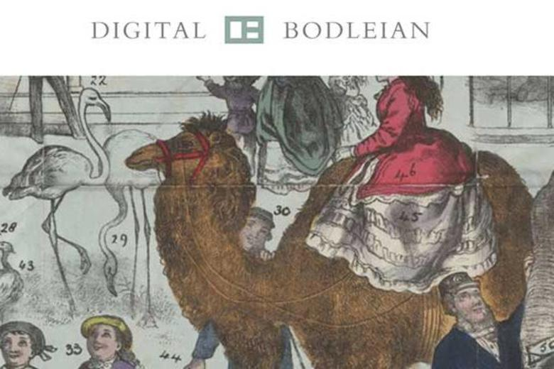 Digital Bodleian Logo