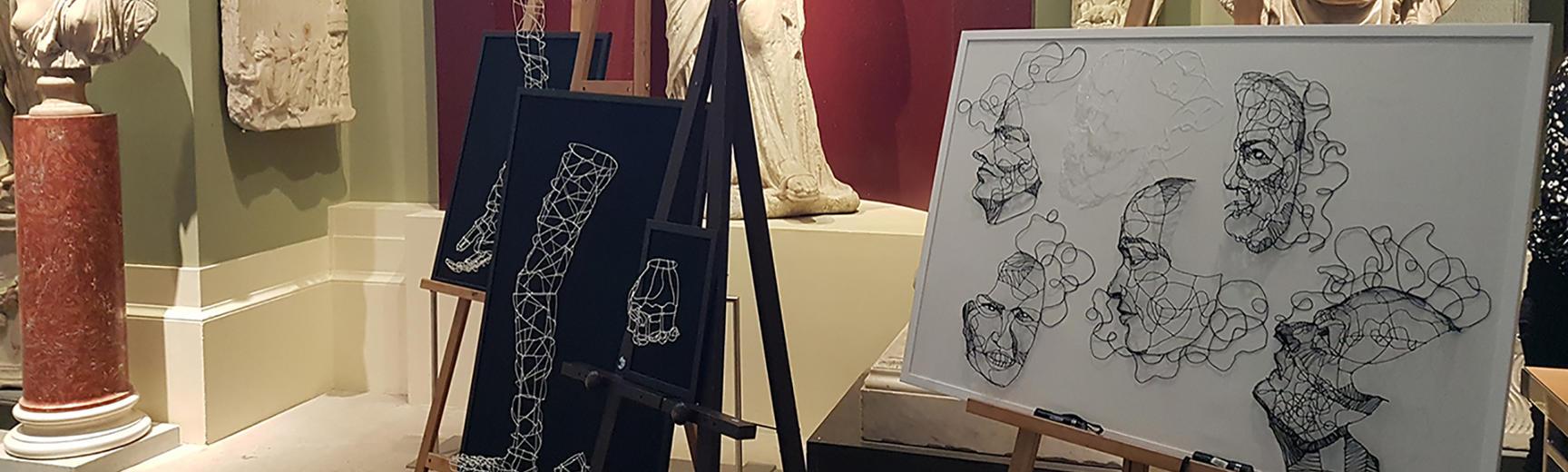 Picturing Parkinson's, Ashmolean Museum