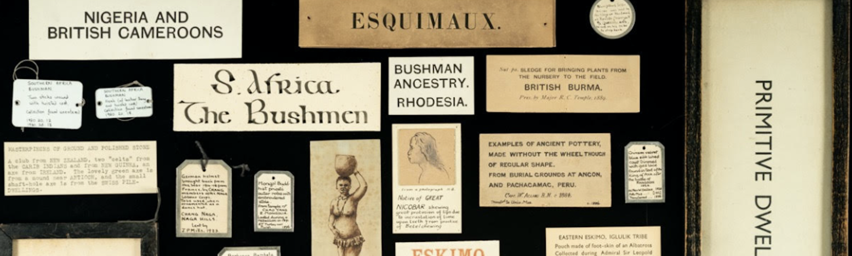 Examples of problematic old labels
