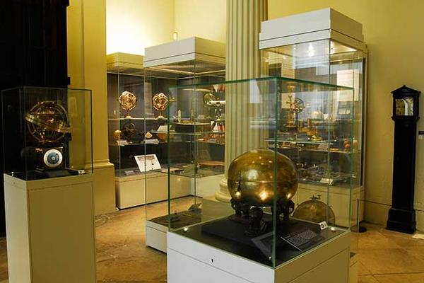 Entrance Gallery, Museum of the History of Science
