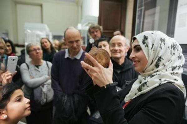 Multaka event, History of Science Museum
