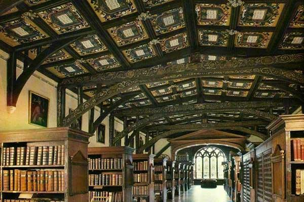 Duke Humfrey Library, Bodleian Library