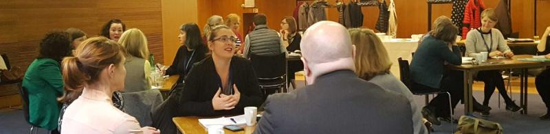 Oxford Cultural Leaders delegates