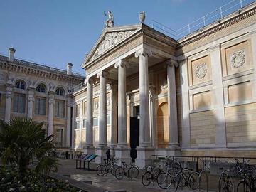 Facade, Ashmolean Museum