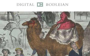 Digital Bodleian homepage