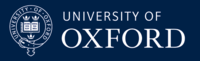 University of Oxford rectangle logo
